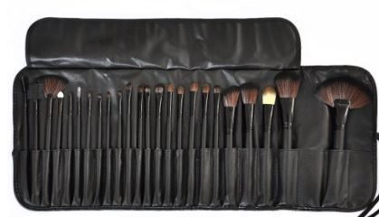 專業刷具組24隻裝Professional Cosmetic Brush Set -24 Piece Makeup Brush Set