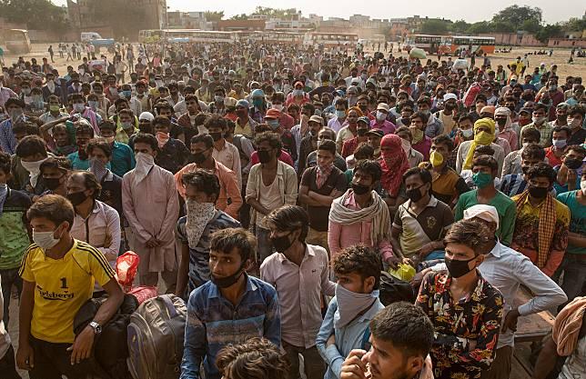 อินเดียพบ 'ป่วยโควิด-19' ในรอบวันสูงสุด ดันยอดรวมทะลุ 190,000 ราย