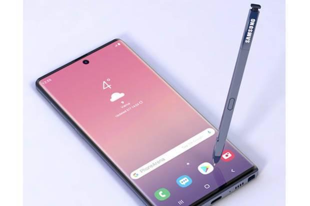 Ini Spesifikasi Lengkap Samsung Galaxy Note10 dan Note10 Plus, Anda Suka?
