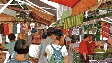 鴨母寮市場 |走進 市場 攤販的生活,感受 市場 生命力的躍動