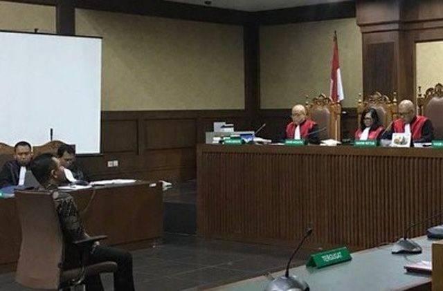 KPK Eksekusi Staf Gubernur Aceh Hendri Yuzal ke Lapas Cipinang