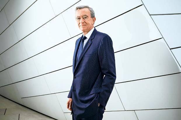 Predikat Orang Kaya Dunia, Bos Louis Vuitton Geser Bill Gates