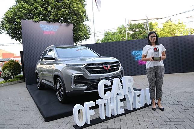 Pemenang car of the year GridOto Award 2019