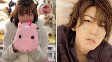 《 FINAL CUT》 日本「千年一遇美少女」橋本環奈穿著「雪白狐狸毛大衣」與龜梨和也約會好可愛!