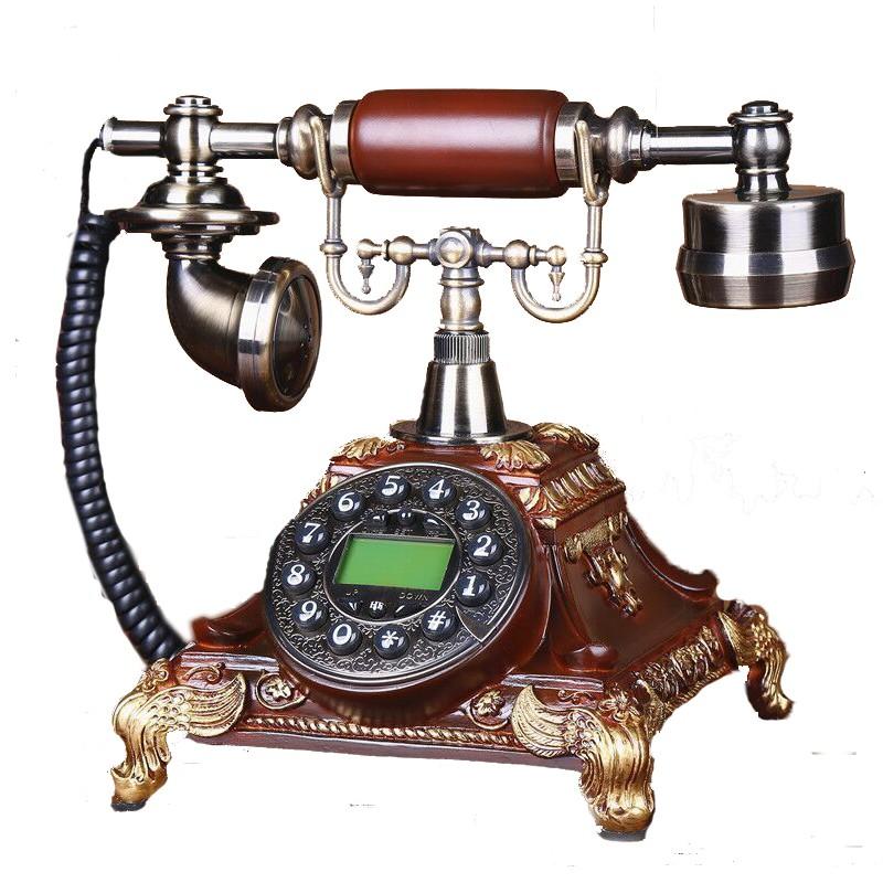產品參數:歐式創意旋轉電話機產品名稱:電話機/酒店商務電話/工藝電話機/老人電話機 顏色分類: 青古色普通版 青古色免提版 青古色免提夜光+來電顯示版 青古色免提夜光+來電顯示版(機械電子雙鈴+復古布