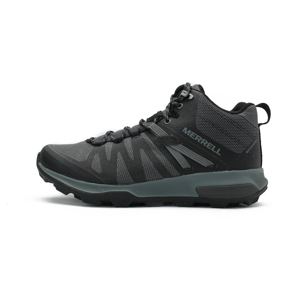 【免運】MERRELL ZION FST MID WATERPROOF 防水登山鞋 黑 ML035475 男鞋