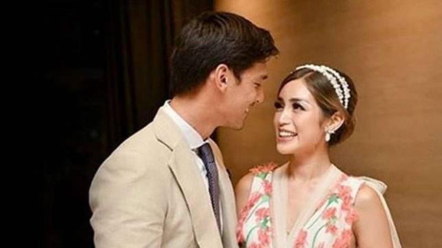Jessica Iskandar dan Richard Kyle.