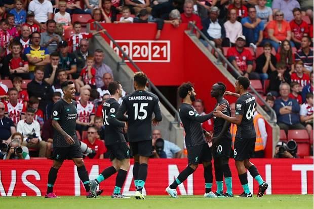 Liverpool Permalukan Southampton, Sadio Mane Jadi Pengkhianat