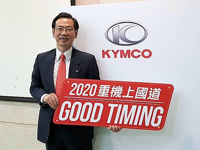 【有影】時候到了!機車好朋友 柯俊斌:呼籲2020開放重機上國道