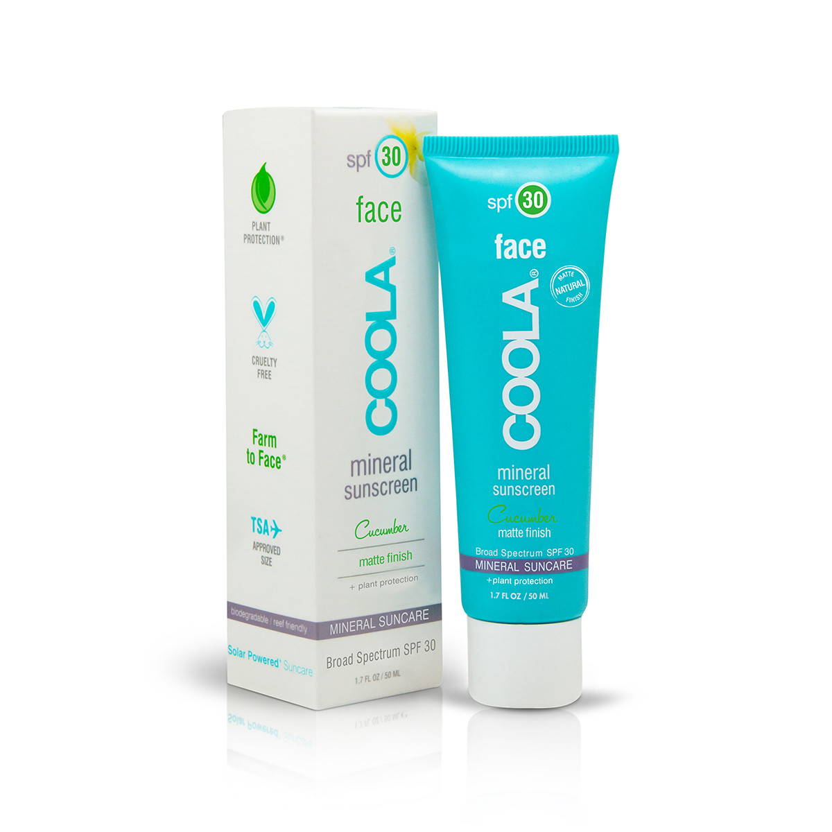 COOLA 超裸奇肌礦物防曬霜SPF30(50ml)➤結帳88折、2件85折