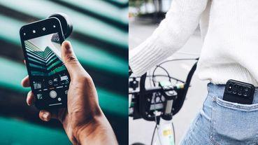 IG美照不求人!超狂拍照神器「6合1鏡頭手機殼」廣角、微距、魚眼一次擁有