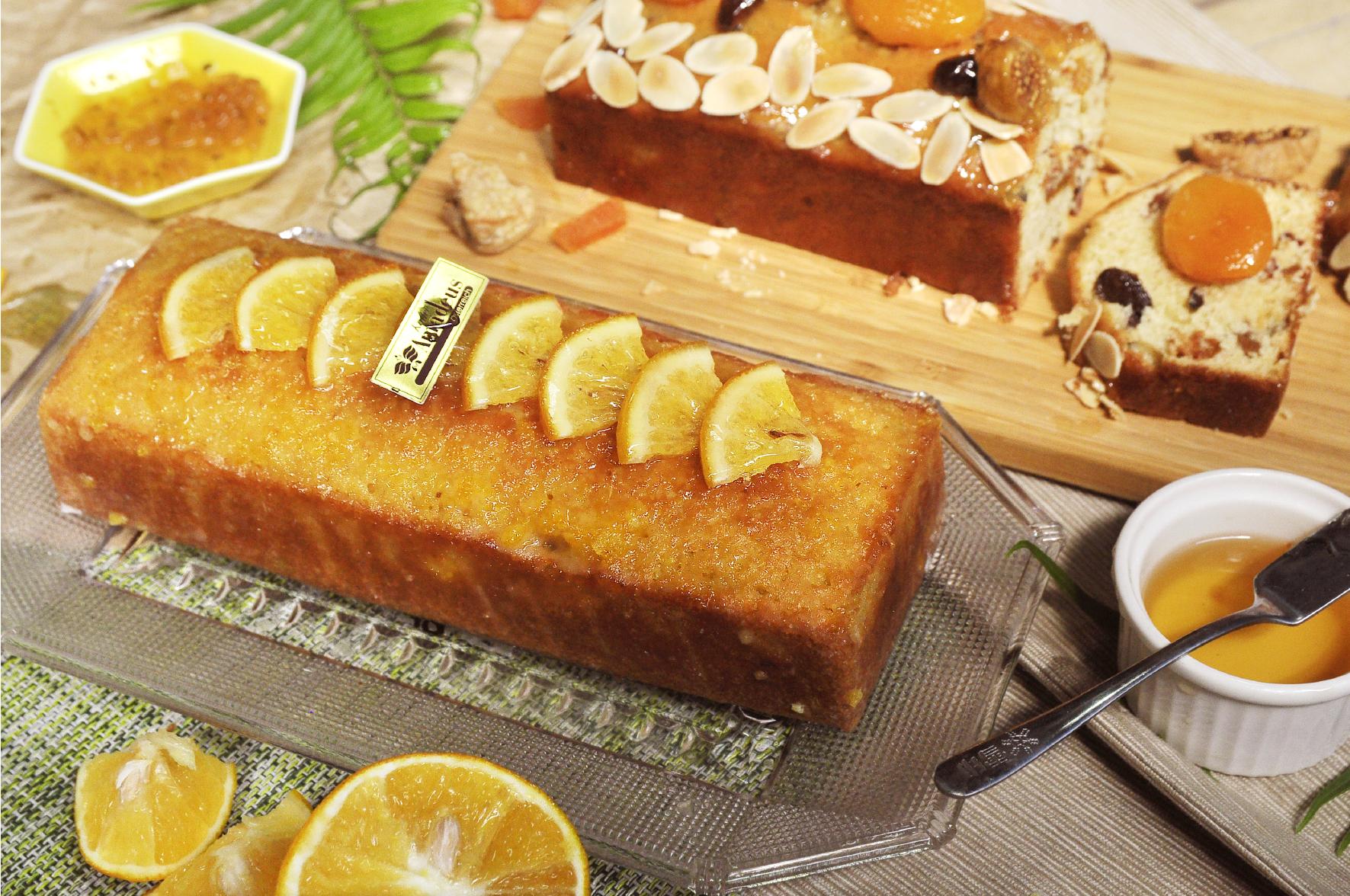 【阿瑪迪斯蛋糕】晨曦柑橘磅蛋糕