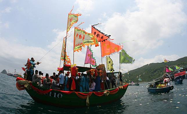 Hong Kong's Hakka and Tanka villagers to unite on Tap Mun island for once-a-decade Taoist celebration of their fishing heritage