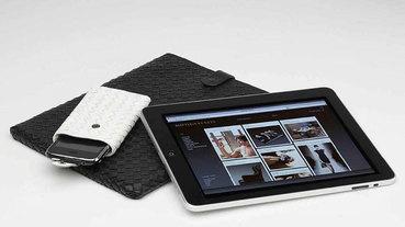 Bottega Veneta iPad & iPhone Cases 頂級編織保護套