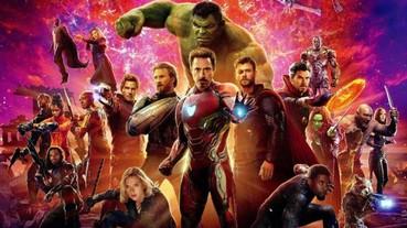 片長 3 小時口碑依然好!《復仇者聯盟 4》獲漫威史上最佳試映分數 羅素兄弟:不可思議的高分!