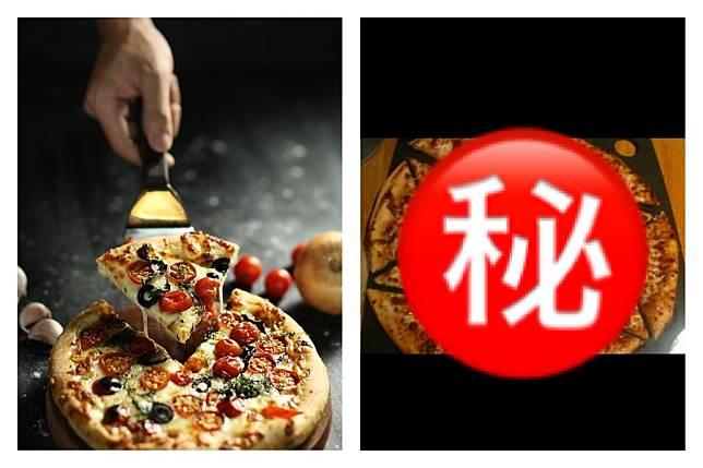 ▲披薩是社會大眾非常耳熟能詳的餐點,市面上也有許多廠牌競爭販賣,那買回家的披薩該怎麼切才是最公平的呢?(示意圖/翻攝自 pixabay 和網路)