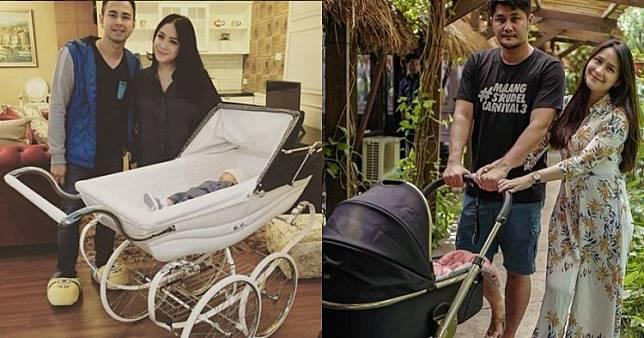 Ini harga stroller bayi 9 seleb Indonesia, sampai puluhan juta rupiah