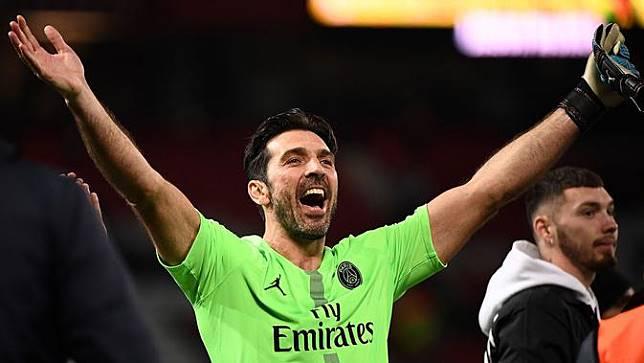 Gianluigi Buffon Mintra Kontrak Unik ke Juventus