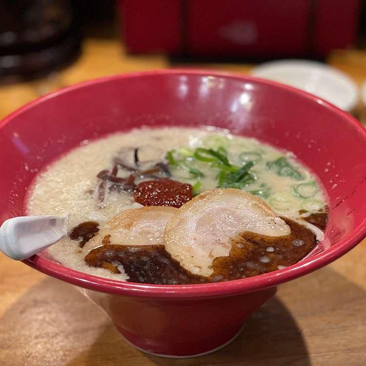 DaiKawaiさんが投稿した六本木ラーメン・つけ麺のお店一風堂 六本木店/イップウドウ ロッポンギテンの写真