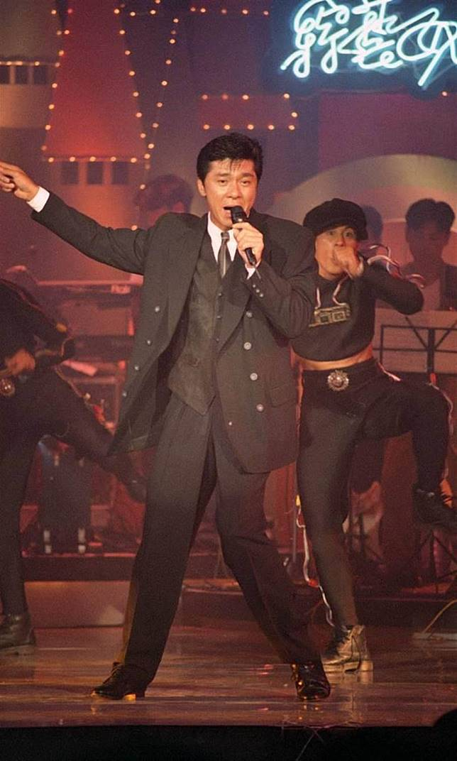 日本70年代殿堂級男歌手西城秀樹16日因心臟衰竭離世,享壽63歲。(圖/本報系資料照片蔡宜謀攝)