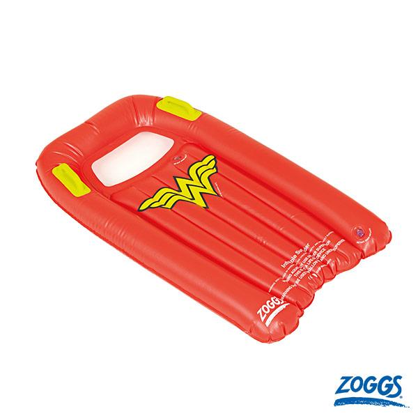 -DC正義聯盟獨家聯名款-通過歐盟EN71-1,2,3玩具規範-有兩個獨立充氣口,輕鬆吹飽飽-附加兩邊扶手把更安全-透明小窗口設計能清晰看見水底-符合澳洲玩具規範AS/NZS ISO 8124-1,2
