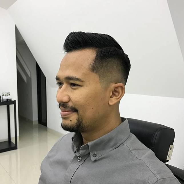 Tren gaya rambut laki-laki tahun 2019 8e6fa1503f