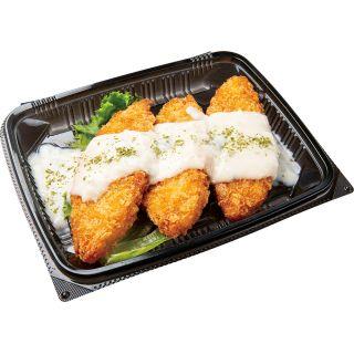 タルタル白身魚フライ 3枚