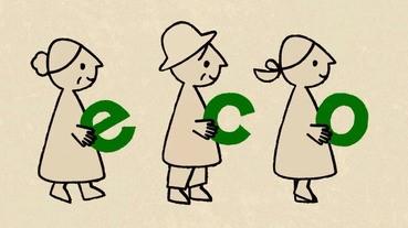回歸簡約自然,環保動畫片清新爆紅。