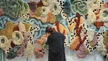 起點現場 / 大自然是最棒的靈感 Vanessa Barragão 海底樂園在初衣食午編織中