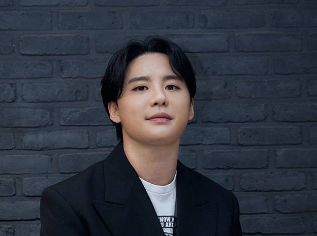 South Korean stage actor Kim Jun-su.