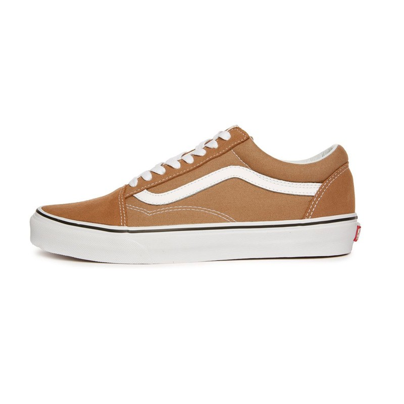 VANS - VN0A38G1QSV Old Skool Tiger's Eye 帆布鞋/滑板鞋 (奶茶色) 化學原宿