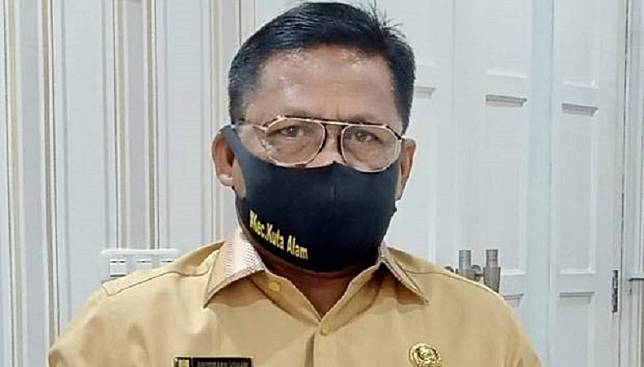 Wali Kota Banda Aceh, Aminullah Usman. (Foto: Sindonews)