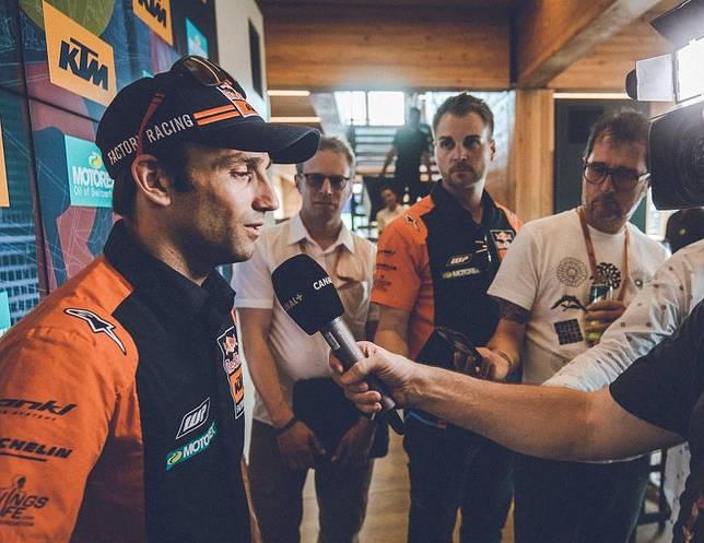 Johann Zarco tidak akan menyelesaikan MotoGP 2019
