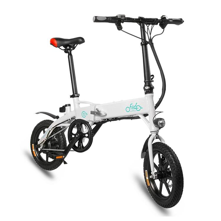 [趣嘢]全新F1電動腳踏車 可折疊 三段模式變換 公司貨保固一年