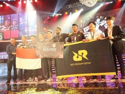 RRQ Epic Raih Juara Kedua di Turnamen PBIC 2019