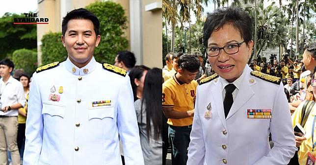 2 รัฐมนตรีอายุน้อยที่สุดและมากที่สุดใน ครม. ประยุทธ์ 2 พร้อมทำงานไม่หวั่นเรื่องวัย