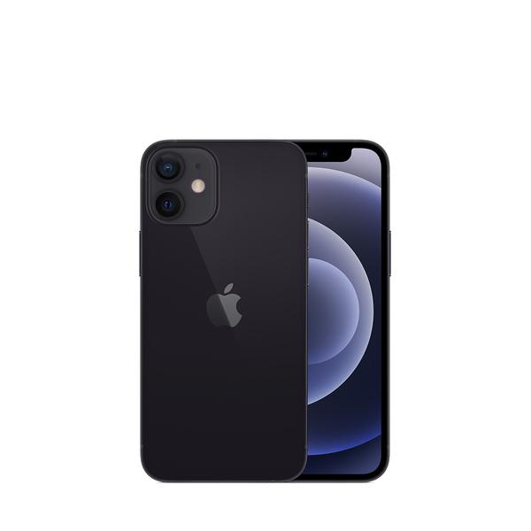 iPhone 12 mini 128GB 黑色- Apple - MGE33