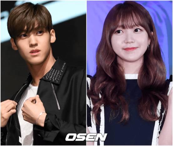 그룹 마이틴 출신 송유빈(왼쪽)과 가수 김소희(오른쪽). OSEN DB.