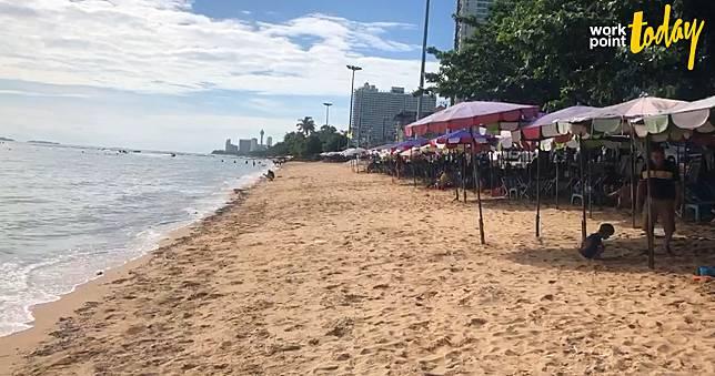 995 ล้านถมทราย-ปรับหาดจอมเทียน 7 กม.คาด 800 วันเสร็จเฟสแรก