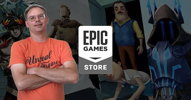 Bos Epic Game Store Ungkapkan Game Gratisnya Untungkan Developer