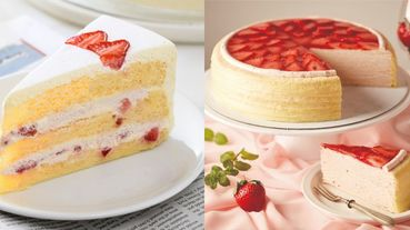 Lady M草莓季精選4款「草莓蛋糕」、草莓鮮果昔!每一口都吃得到草莓卡士達+草莓顆粒