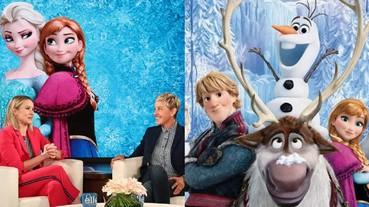 終於等到了!克莉絲汀貝爾已為《冰雪奇緣 2》安娜配音 「劇情真的很棒」!