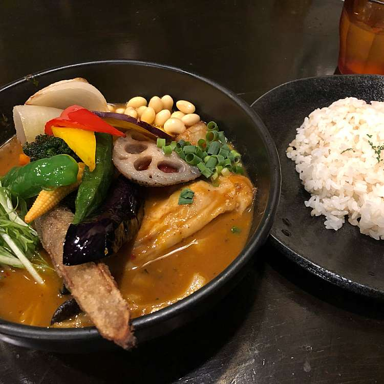 Rojiura Curry SAMURAI 神楽坂店