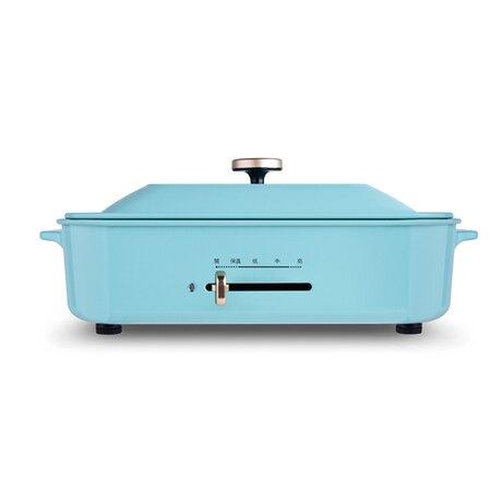 送200禮卷『富力森FURIMORI多功能創意料理爐FU-B01』電烤盤 章魚燒 boe021【購知足】