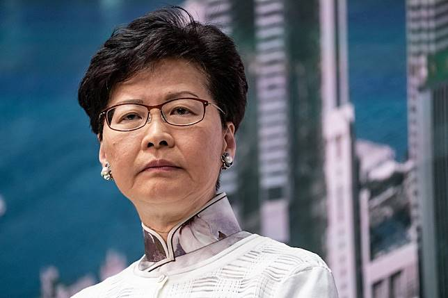 Hong Kong Protest Over China Extradition Law
