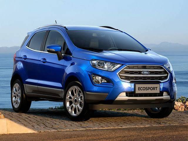 Ilustrasi Ford Ecosport