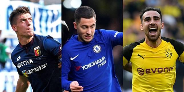 Tiada Messi dan Ronaldo, Daftar Pencetak Gol Liga Elite di Eropa Penuh Kejutan