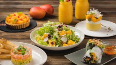 夏季水果變身桌上佳餚