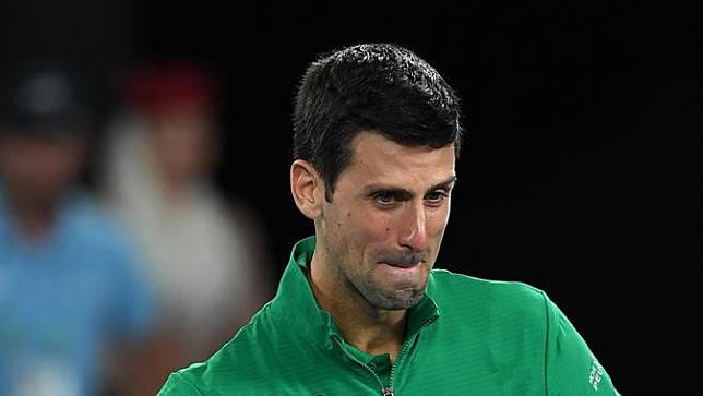 Emosionalnya Novak Djokovic Saat Kenang Kobe Bryant