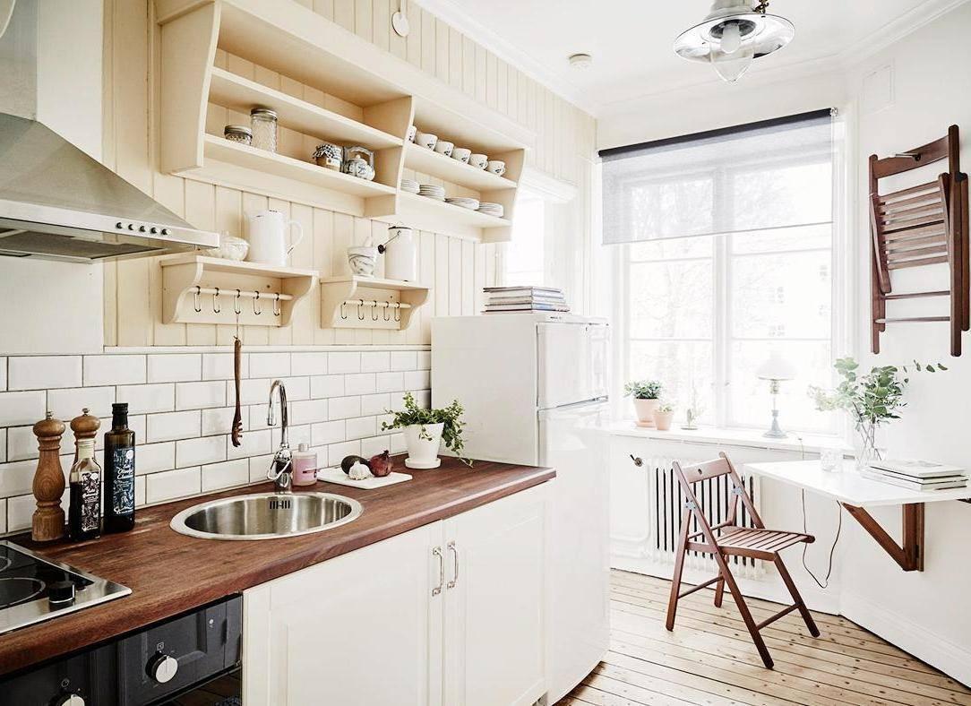 18 Desain Kitchen Set Mini Terfavorit Dekoruma Com Line Today